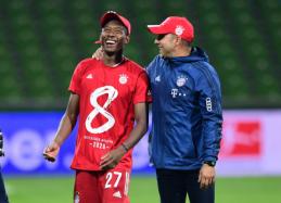 """""""Bayern"""" pasiruošęs išklausyti pasiūlymus už D. Alabą"""