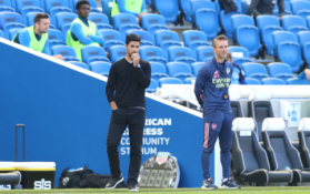 """M. Arteta: """"Taip pralaimėti rungtynes yra tiesiog nepriimtina"""""""
