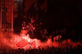 Ilgai laukta šventė Liverpulyje: J.  Kloppo ašaros ir tūkstančiai triumfuojančių gerbėjų