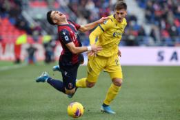 """""""Lazio"""" artėja prie tikslo – brangaus """"Verona"""" žaidėjo įsigijimo"""