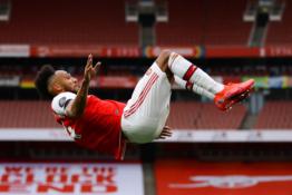 """Oficialu: P. Aubameyangas pasirašė naują kontraktą su """"Arsenal"""""""