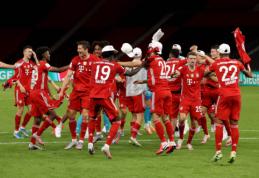"Itin rezultatyviame Vokietijos taurės finale – eilinis ""Bayern"" triumfas"