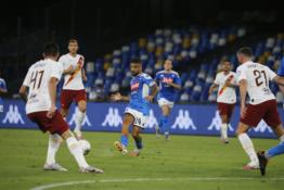 """Nuostabus L. Insigne įvartis padovanojo pergalę """"Napoli"""" ekipai"""