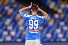 """""""Napoli"""" nurodė kainą už A. Miliką"""
