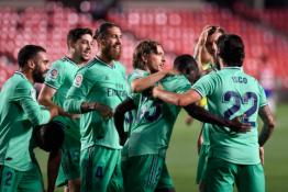 """""""La Liga"""": """"Real"""" nuo čempionų titulo beskiria vos vienas žingsnis"""