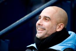 """J. Guardiola apie """"Man City"""" sėkmę: mes turime daug pinigų puikiems žaidėjams įsigyti"""