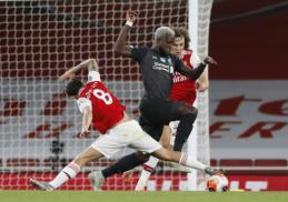 """Rekordo nebus: grubiai klydusi """"Liverpool"""" ekipa turėjo pripažinti """"Arsenal"""" pranašumą"""