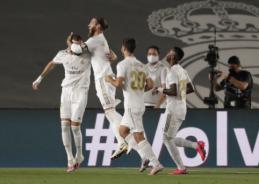 """""""Real"""" užsitikrino Ispanijos čempionų titulą"""
