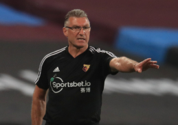 """""""Watford"""" šį sezoną atleis jau trečiąjį trenerį?"""