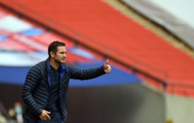"""F. Lampardas: """"Visas rungtynes buvome geresnė komanda"""""""