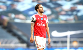 """Oficialu: D. Ceballosas dar sezoną gins """"Arsenal"""" garbę"""