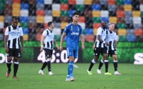 """""""Juventus"""" patyrė apmaudų pralaimėjimą"""