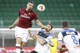 """""""Milan"""" ekipai – palankūs Z. Ibrahimovičiaus planai"""