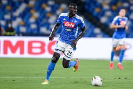 """Napoli"" prezidentas gailisi nepriėmęs įspūdingo pasiūlymo už K. Koulibaly"