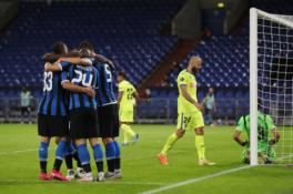 """""""Inter"""" prasibrovė į Europos lygos ketvirtfinalį"""