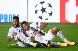 """PSG prezidentas: """"Neymaras ir Mbappe liks komandoje bei niekada jos nepaliks"""""""