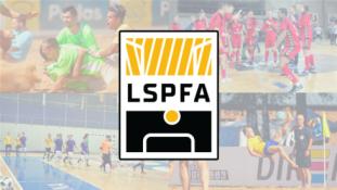Salės ir paplūdimio futbolo asociacija keičia logotipą
