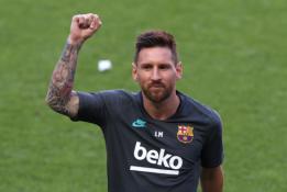 """Titanų dvikova: ar atsilaikys """"Barca"""" prieš vokiečių futbolo mašiną?"""