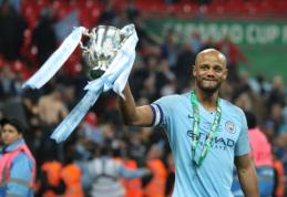 """""""Man City"""" atidengs statulas legendiniams klubo žaidėjams"""