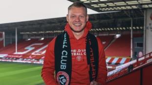 """""""Sheffield Utd"""" rado pamainą D. Hendersonui"""
