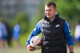 """BFA treneris A. Falčikas: """"Belieka tik atsitiesti ir kilti aukštyn"""""""