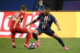 K. Mbappe ragina PSG įsigyti naujų futbolininkų