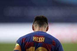 "L. Messi kelio atgal nemato – atsisakė atlikti koronaviruso testą ""Barcelona"" klubo bazėje"