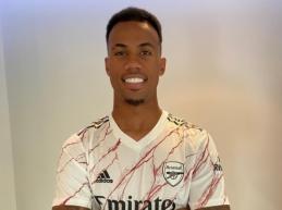 """Oficialu: """"Arsenal"""" sustiprino Prancūzijoje spindėjęs vidurio gynėjas"""