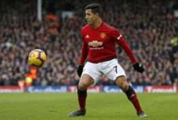 """A. Sanchezas po pirmosios treniruotės norėjo palikti """"Man Utd"""""""
