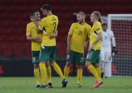 Lietuvos rinktinė – tarp didžiausią pažangą FIFA reitinge padariusių komandų