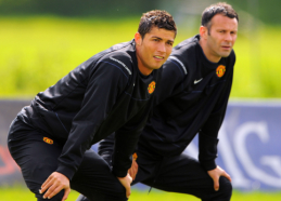 R. Giggsas pateikė prognozę, kiek dar gali tęstis C. Ronaldo karjera