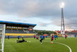 Įvarčius pelnę Lietuvos klubai baigė pasirodymą Europoje