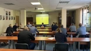 Sudaryta darbo grupė diskutavo dėl žaidėjų perėjimo reglamento