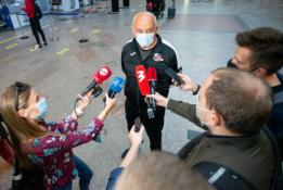 S. Širmelis: suomiai sugeba uždaryti varžovus aikštės ketvirtyje
