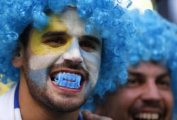 """Neįtikėtinos futbolo istorijos: dantų protezai, rekordinis pralaimėjimas ir tikras """"hat–trickas"""""""