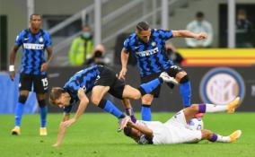 """""""Inter"""" sezoną pradėjo dramatiška pergale prieš """"Fiorentiną"""""""