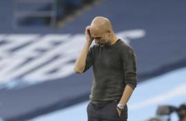"""Iš fantastikos srities: P. Guardiola naujiems gynėjams """"Man City"""" klube jau išleido 450 mln. eurų"""