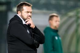 D. Vencevičius džiaugėsi U-21 žaidėjų debiutais nacionalinėje rinktinėje