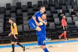 Futsal A lyga startuos burbuluose