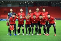 Albanijos futbolo rinktinė: buksuojantys grupės favoritai