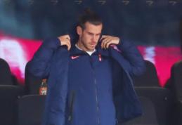 """J. Mourinho: """"Labai svarbu, kad Bale'as viso sezono metu jaustųsi laimingas"""""""