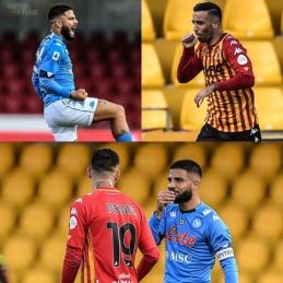 """""""Serie A"""" mače – brolių Insigne pelnyti įvarčiai"""