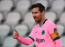 L. Messi pasiryžęs pasiaukoti dėl E. Haalando prisiviliojimo