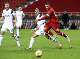 """EL: """"Tottenham"""" patyrė pralaimėjimą Belgijoje, """"AC Milan"""" neturėjo vargo su """"Sparta"""""""