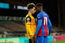 """""""Wolves"""" nesunkiai susidorojo su """"Crystal Palace"""" ekipa"""