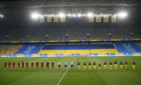 Dėl koronaviruso atšauktos Šveicarijos ir Ukrainos rungtynės