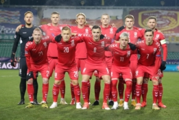 Lietuvos rinktinė – priešpaskutiniame pasaulio čempionato atrankos krepšelyje