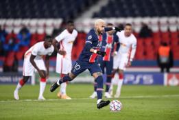 """ČL: PSG žūtbūtinėje dvikovoje palaužė """"RB Leipzig"""", """"Juventus"""" turėjo vargo su """"Ferencvaros"""""""