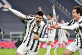 A. Morata: pasakosiu savo vaikams apie žaidimą su C. Ronaldo