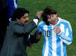 L. Messi: D. Maradona yra amžinas